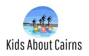 Kids About Cairns Logo