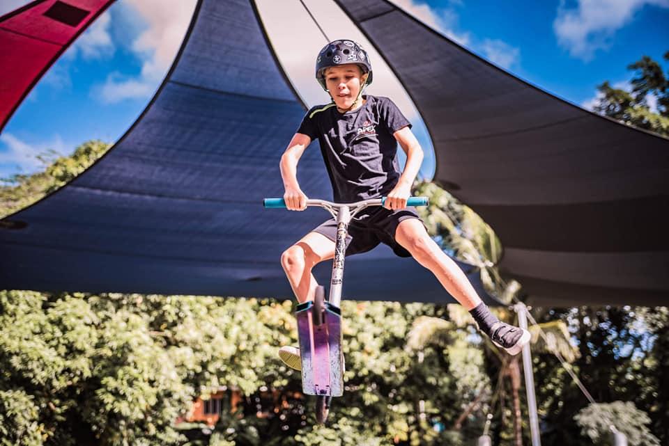 Teen redlynch skate park
