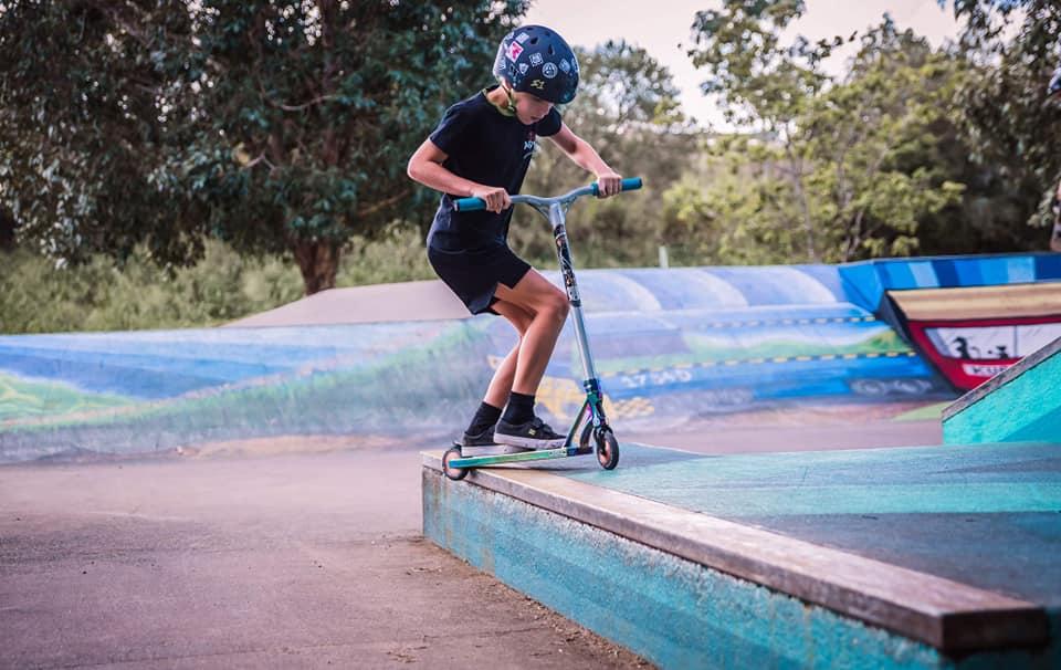 Resdynch skate park