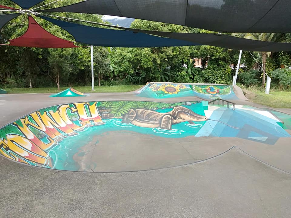 Redlynch skatepark well designed