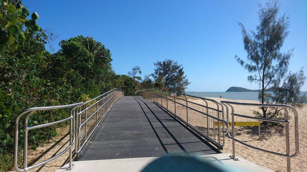 Bridge Clifton Beach to Palm Cove