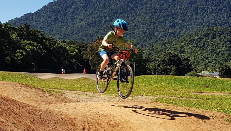 Redlynch Valley BMX track