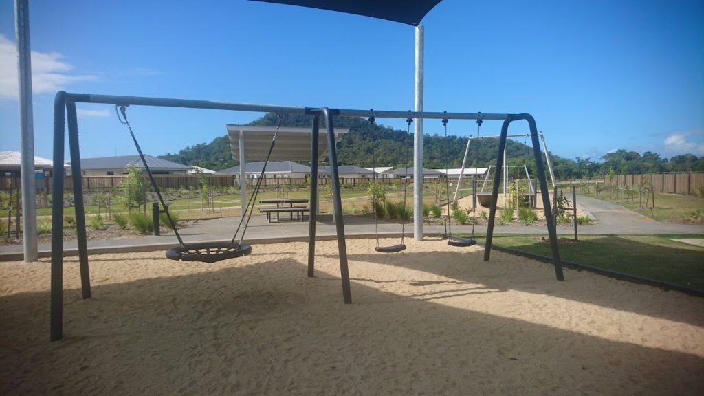 Bluewater Playground Swings