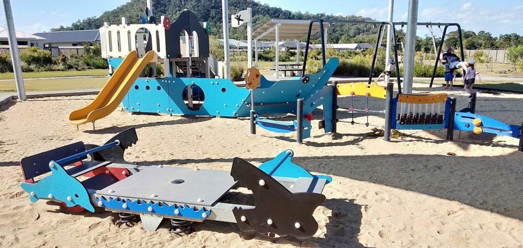 Bluewater toddler playground