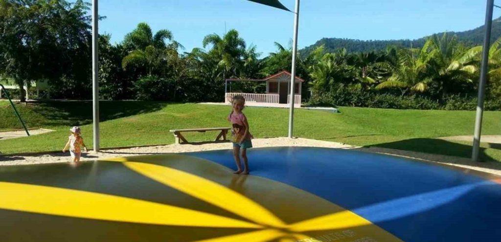 Paradise Palms Playground