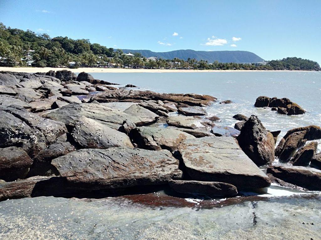 Rocks Trinity Beach