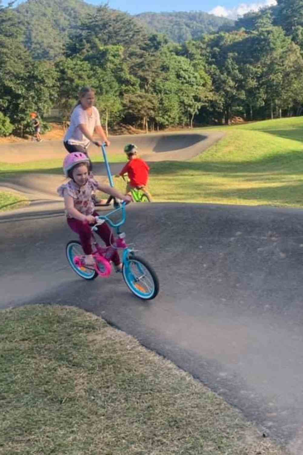 Redlynch Valley BMX pump track