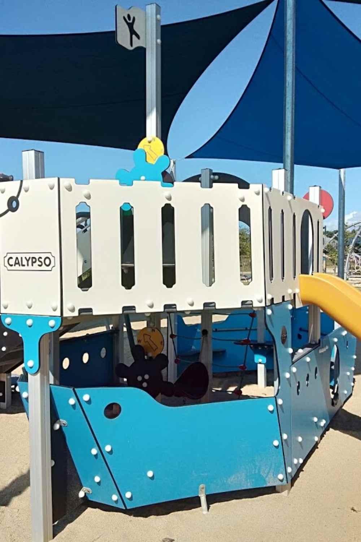 Bluewater Playground Trinity Beach