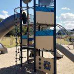 Bluewater playground slides