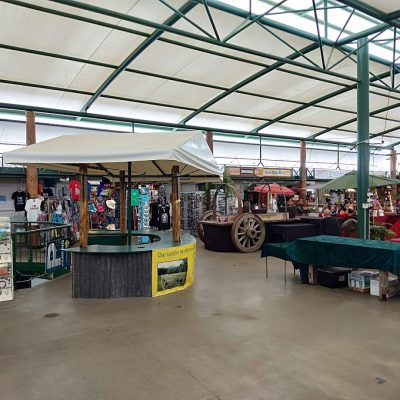 Kuranda Indoor Markets