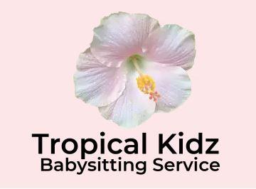 Tropical Kidz Babysitting logo